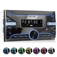 XOMAX XM-2R423 Autoradio mit Bluetooth, USB und AUX-IN