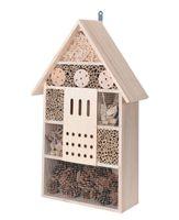 """Insektenhotel """"XL"""" zum aufhängen - natur - Größe: 57 cm"""