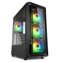 Sharkoon TK4 RGB - Gehäuse ATX Sharkoon