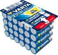 "VARTA Alkaline Batterie ""High Energy"" BIG BOX Mignon (AA)"