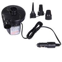 Blueborn Elektro Luftpumpe P40 elektrische 12V Pumpe 40W Kompressor 3 Luftdüsen 240 L/min 0,48 PSI