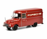 Schuco 450017900 - Opel Blitz 1,75t PORSCHE 1:18