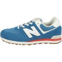 New Balance Sneaker low blau 39