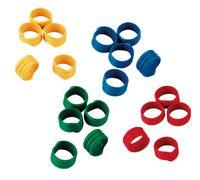 Spiralringe gemischt (100 Stück), gemischt, 12 mm