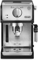 DeLonghi ECP 35.31 Siebträger Espressomaschine Silber/Schwarz