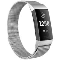 Fitbit Charge 4,Fitbit Charge 3 Band: iMoshion Uhrenarmband Mailand