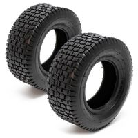 2x Reifenmantel Aufsitzmäher 13x5.00-6 Reifendecke Rasentraktor Mantel Reifen