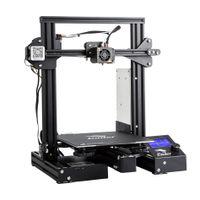 Creality 3D® Ender-3 Pro 3D Drucker V-Schlitz Pru sa I3 DIY Kit 220x220x250mm Druckgröße mit magnetischem Plattform-Aufkleber