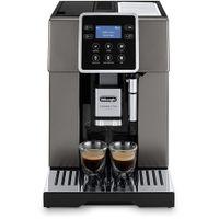 DeLonghi ESAM 420.80.TB Perfecta Evo Kaffee-Vollautomat titan 1450 Watt LCD-Anzeige