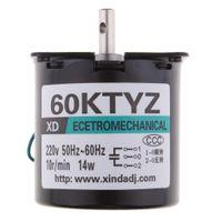 60KTYZ 220V 10RPM Permanentmagnetischer Elektrischer Synchronmotor 14W