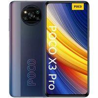 """Xiaomi Poco X3 Pro 6GB 128GB, Handy, Phantom Black, 6,67"""" 120Hz Smartphone, Schwarz"""