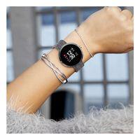 xlyne Smartwatch Siona-TFT XW Fit - polar white, Farbe:Weiß