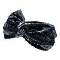 Barts Damen Stirnband Facile Headband Dark grey (grau)