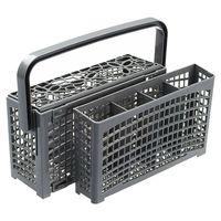 Geschirrspüler Besteckkorb universal zum Austausch für viele Spülmaschinen (z.b. AEG Bosch Privileg Siemens Ikea und viele mehr) 26x13x13cm