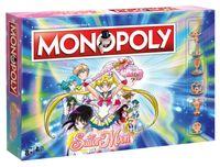 Monopoly Sailor Moon Edition Spiel Gesellschaftsspiel Brettspiel