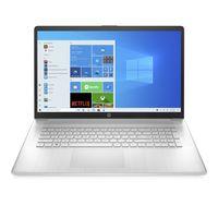 """Laptop HP 17-CN - Intel Core i5 - 16GB RAM 1000GB SSD - Windows 10 Pro + Office 2019 Pro - 17.3"""" Full HD Matt"""