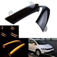 2x LED Dynamische Spiegelblinker für VW Golf 5 V 1K1 Passat 3B 3C Jetta EOS Sharan
