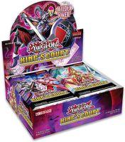 Yu-Gi-Oh! - King's Court Booster Pack deutsch 1. Auflage (24er Display)
