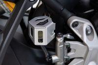 Bremsflüssigkeitsbehälter-SchutzSilbern. BMW GS/GT-Modelle,Ducati Modelle,KTM 790.
