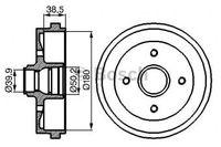 Bosch Bremstrommel  0 986 477 002