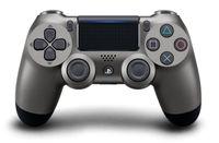 Sony Controller Dualshock 4 V2 Steel für Playstation 4, Farbe: Schwarz