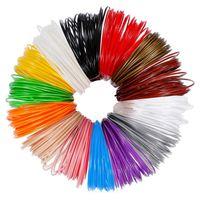 Nachfüllen des 3D-Stiftdruckers PLA-Filament 1,75 mm Multicolor 5M