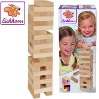 Eichhorn Stapelspiel Geschicklichkeitsspiel für die ganze Familie Balance
