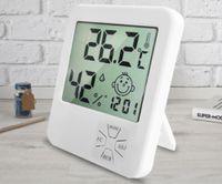 Digital Thermometer Hygrometer Elektronisch Temperatur Feuchtigkeitsmessgerät