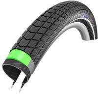 SCHWALBE Big Ben Plus Clincher Tyre 20 Performance GreenGuard E-50 Reflex Reifenbreite 55-406 | 20x2,15