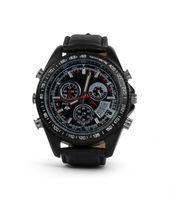 Technaxx Video Armbanduhr mit FHD Kamera TX-93; Farbe: Schwarz