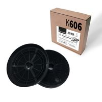 K606, (K122, ST1, CF110) - Aktivkohlefilter