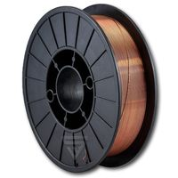 STAHLWERK MIG/MAG Schweißdraht Ø 0,8 mm, Stahl SG2 ER70S-6, auf 5kg S200/D200 Rolle mit 50mm Dorn