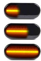 Dynamische Led Seitenblinker Blinker Für Vw T5 Golf 3 4 Passat Lupo Seat Leon
