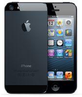 Apple iPhone 5 16 GB schwarz und graphit