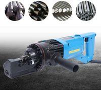 220V Hydraulischer Bewehrungsschneider Bolzenschneider Mattenschneider Baustahlschneider 4-16mm Bewehrungsschneidemaschine 850W