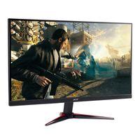 Acer Nitro VG240Ybmiix (Gamingfuß) / 1920x1080 / IPS / 1ms / 75 HZ / 2x HDMI / Zero Frame / Freesync / Lautsprecher / Gaming, Farbe:Schwarz