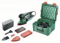 Bosch Multischleifer PSM 200 AES + SystemBox 06033B6002