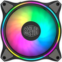 Cooler Master MasterFan MF120 Halo, Computergehäuse, Ventilator, 12 cm, 650 RPM, 1800 RPM, 6 dB