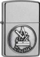 ZIPPO Feuerzeug Tischler Emblem
