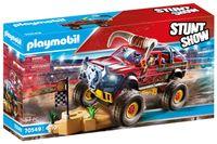 PLAYMOBIL Stuntshow 70549 Stuntshow Monster Truck Horned