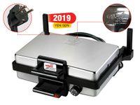 Silex Multigrill Kontaktgrill Silber 610.15.004 Toaster Lahmacun makinasi