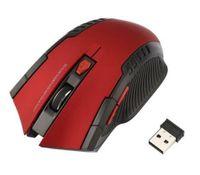 2.4 GHz Optisch Wireless USB Funkmaus Kabellos Laptop Gaming Computer Maus Mouse