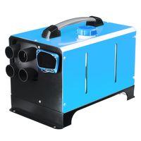 Warmtoo 12V 8KW Vorwahluhr Einfach Diesel Heizung Standheizung PKW LKW Auto Luftheizung Blau