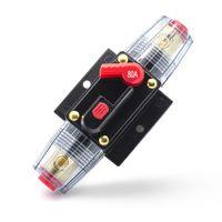 80A Automatisch Sicherung Automatik Schalter Auto KFZ Leistungsschalter 12/24V