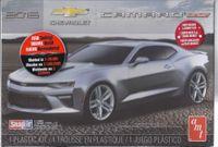 Chevrolet Camaro SS 2016 rot Snap It Kunststoffbausatz Modellauto 1:25 AMT