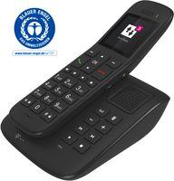 Telekom Sinus A 32 mit Basis und AB ebenholz
