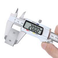 Edelstahl Messschieber elektronische digitale Messschieber hohe Praezision 0-150mm