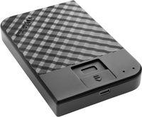 VERBATIM 2,5'' externe HDD USB 3.1 1TB - Fingerprint Secure
