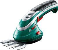 Bosch Isio 3 LI-ION Akku Grasschere - Modell 2014
