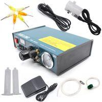 Automatische kleber-Dispenser Klebemaschine Flüssigkeits Controller Dropper Dispensing Systemmit Digital Anzeige 220V AC